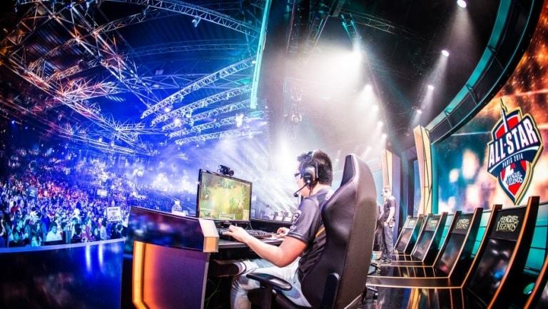 le e-sport une discipline née des jeux vidéo