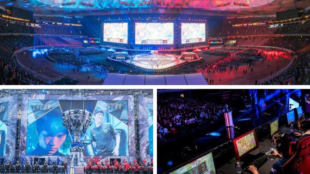 il existe des tournois e-sport sur lesquels placer des paris