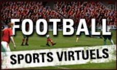 il est désormais légal de parier sur des match de foot virtuel